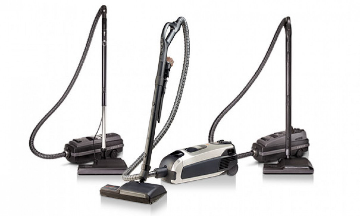 Lux Line of Canister Vacuum Cleaners